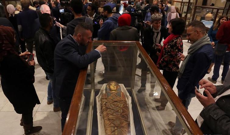 埃及博物馆迎来115周年馆庆