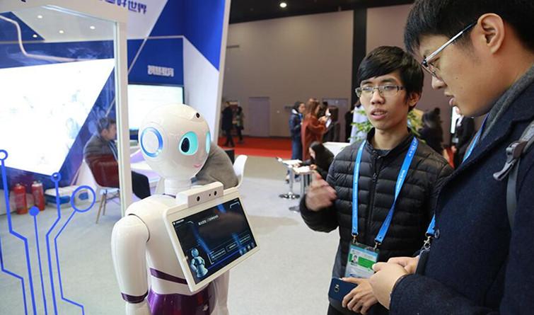 速看!一波机器人正从乌镇向你走来……