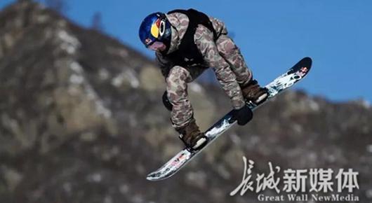 2017香蕉公开赛在崇礼万龙滑雪场开赛
