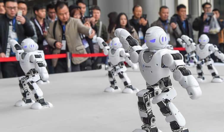 智能浪潮锻造中国制造新变局