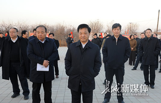 沧州以新理念为引领 开创项目建设新局面