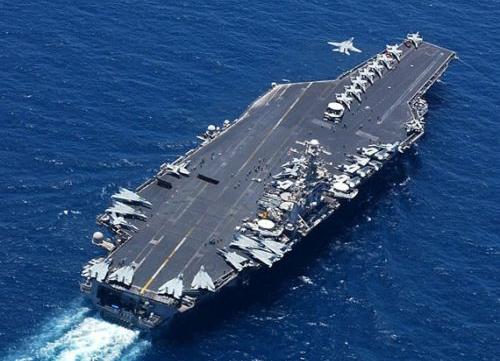 国产核航母要来了?中船重工展示核动力舰船疑为核航母铺路