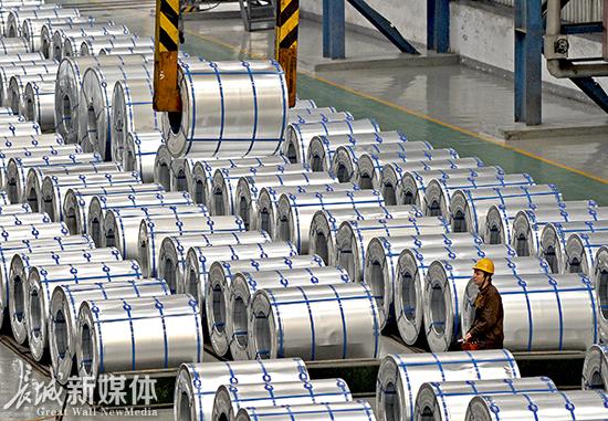 河北今年以来钢铁工业完成利润593.24亿元