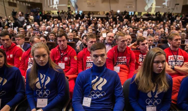 俄罗斯奥委会支持本国运动员以中立身份参加冬奥会