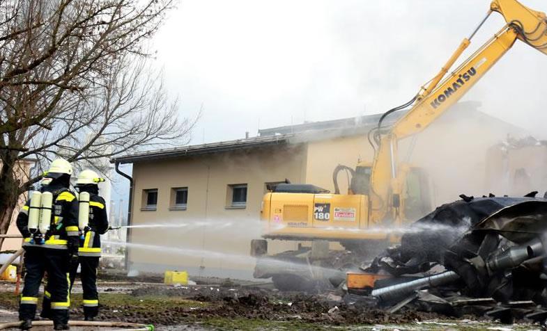 奥地利天然气输气站发生爆炸事故