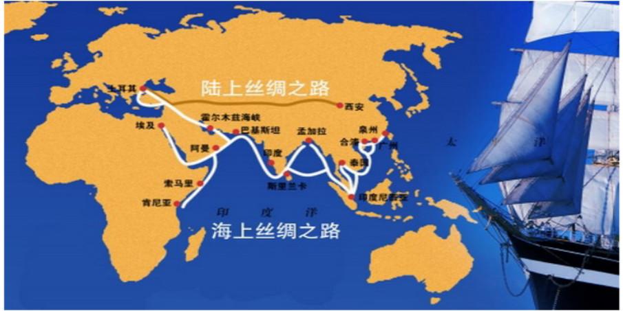 """借力""""一带一路""""让中国茶叶走向世界"""