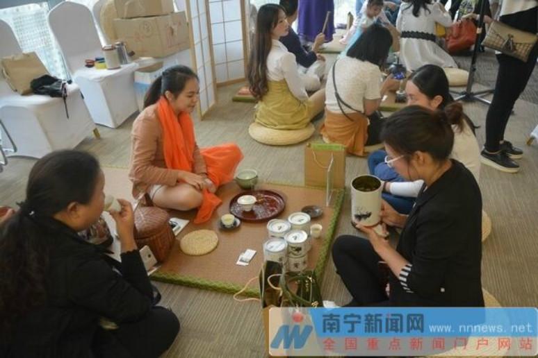 第7届南宁茶博会11月3日开幕