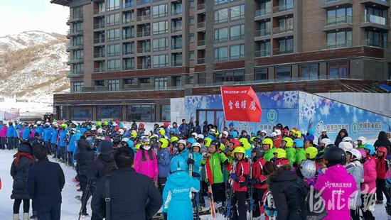2018年至2022年河北将支持创建100所冰雪运动特色学校