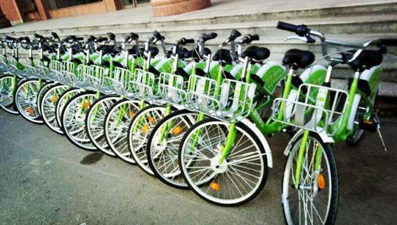 """共享单车不是""""法外之地"""""""