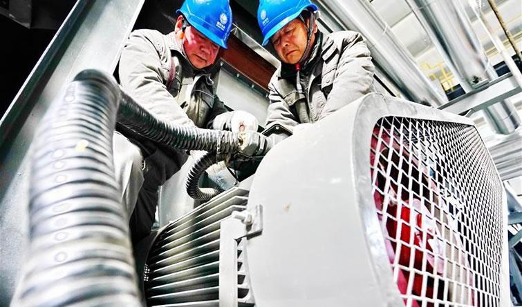 河北怀来推行清洁能源供暖促进节能减排