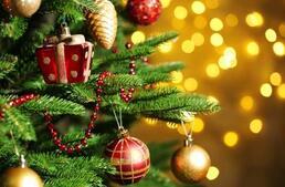 """今年圣诞节饰品销售遇""""寒冬"""""""