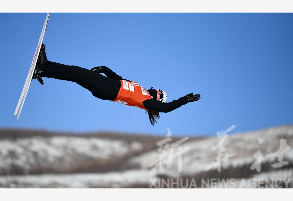 看看北京冬奥会的雪上赛场,已经启用啦!