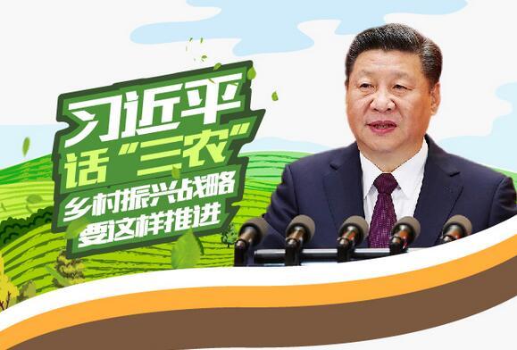 """习近平话""""三农"""" 乡村振兴战略要这样推进"""