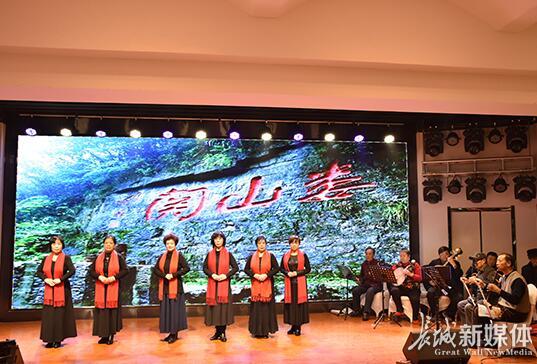 迎新年京剧演唱会