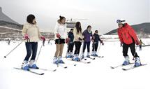畅享滑雪乐