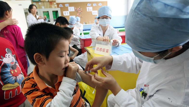 对防治流感要有信心