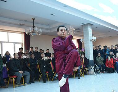 """唐山遵化举办姚式太极拳""""武林大会"""""""