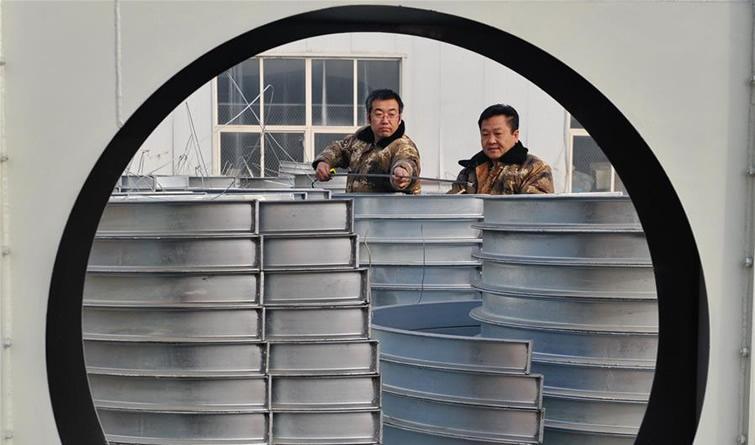 河间:承接京津打造高新产业聚集地