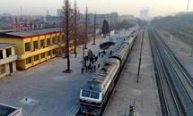 唐山百年铁路重新开行客运列车