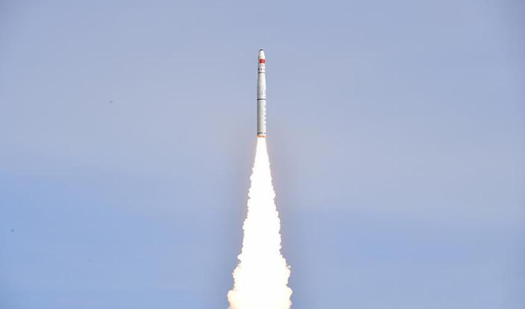 酒泉卫星发射中心执行的第100次航天发射任务