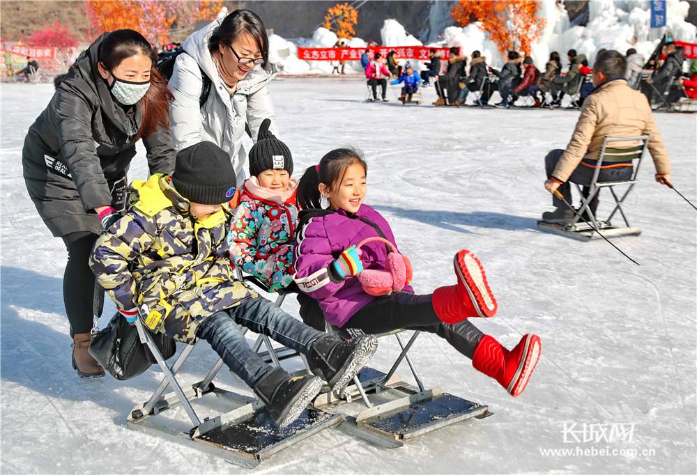 秦皇岛冰雪旅游受青睐