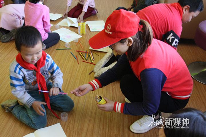 华北制药开展关爱留守儿童暖心公益活动 为留守儿童送温暖