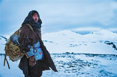 《南极之恋》 在南极感受的风,和东北不同