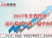 2017年全省经济运行走势
