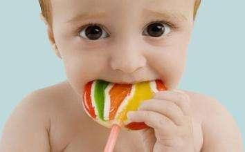 分阶段控制宝宝吃糖