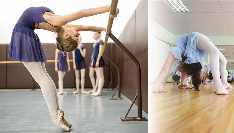 女童跳舞致瘫:脆弱肢体经不起无知摧残