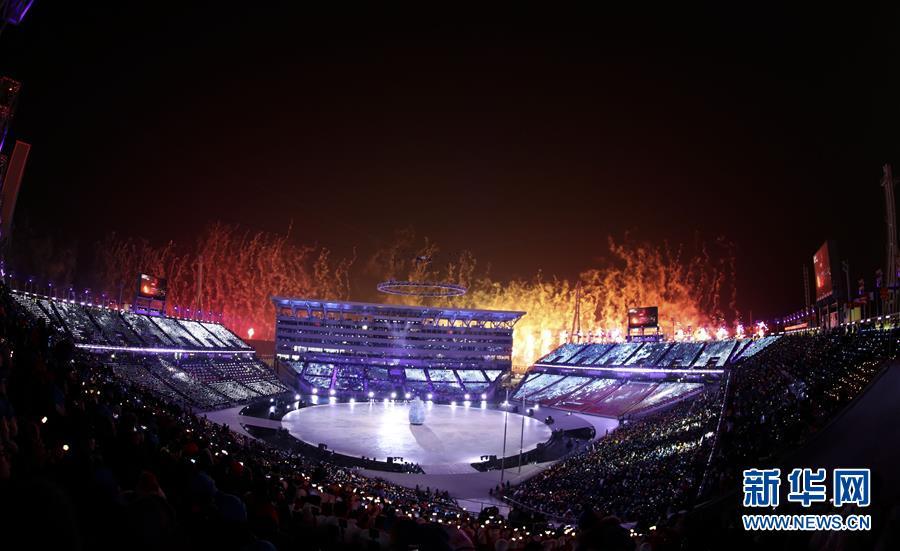 平昌冬奥会开幕式很精彩,中国代表团的冬奥记忆更值得珍藏
