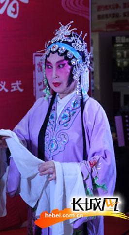 【新春走基层】河北石家庄:非遗展演让年味渐浓