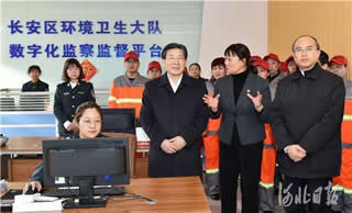 王东峰许勤走访慰问一线干部职工和科技工作者