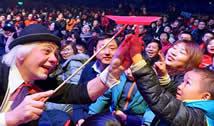 京津冀中华大庙会在香河举办