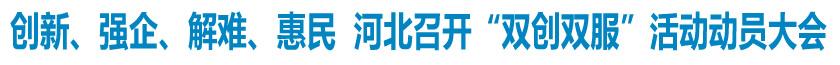"""王东峰在全省""""双创双服""""活动动员部署大会上强调:深入贯彻落实党中央各项决策部署 以河北之进服务全国改革发展大局"""