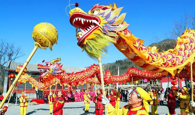 民俗文化闹新春