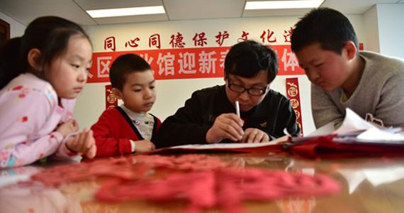 【新春走基层】廊坊市安次中小学生体验兴趣寒假