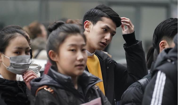北京电影学院艺考启幕 报考人数再创新高