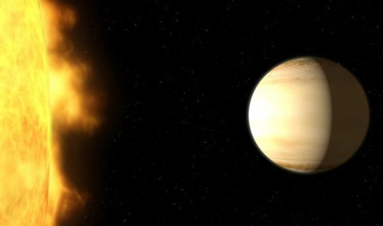 地外行星富含水资源 距地球约700光年