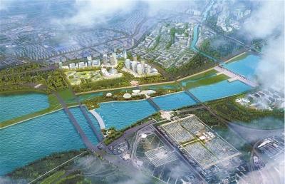 到2020年永定河绿色生态河流廊道初步形成