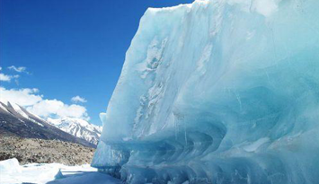 阿根廷南北极外最大冰川再次大崩塌