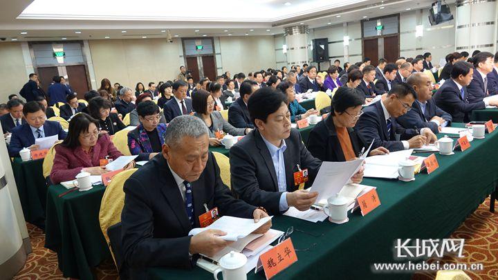 河北代表团:建议设立中国(河北)自由贸易试验区