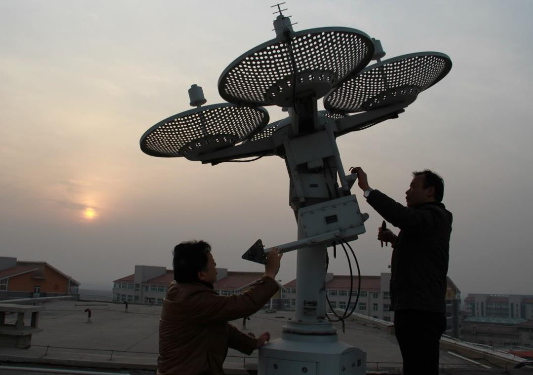 河北省气象部门实现了全省高空探测监测全覆盖