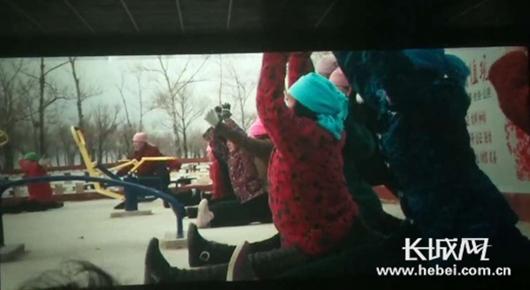 厉害了 我的村<br>张家口乡村瑜伽上了纪录片《厉害了,我的国》