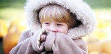 春捂秋冻 八成孩子感冒都是捂过了头