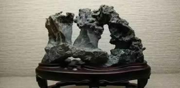 石家庄第十五届观赏石博览会开幕