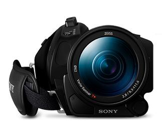 Handycam新旗舰 面向视频制作专业人士和爱好者