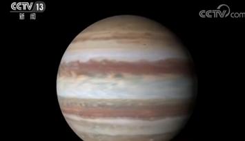 """木星""""大红斑""""或将消失"""
