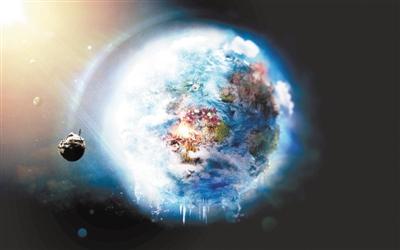 地球将进入小冰河期