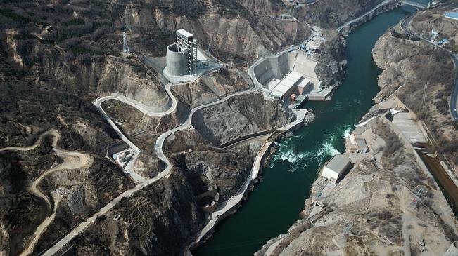 刘家峡水库开始春灌补水
